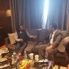 """عاجل """"زهير"""" و""""نورالدين"""" يلتقيان لبحث آخر المستجدات على الساحة العربية"""